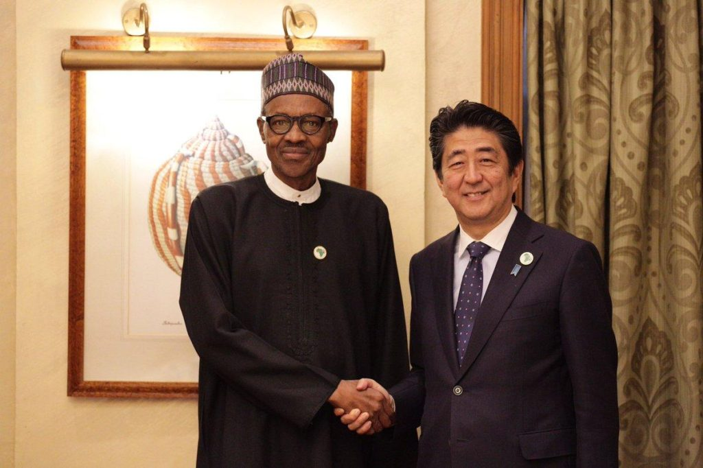 Photo of President Buhari Makes New Investment Ties With Japan