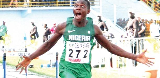 Photo of Nigeria's Divine Oduduru Comes 7th in Semi-final Heat at The Rio Olympics