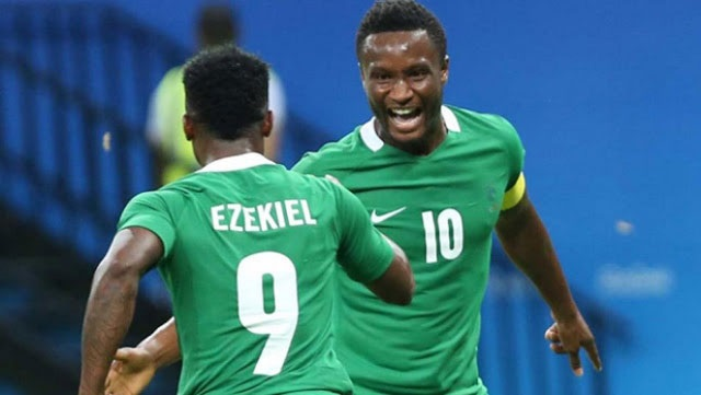 Photo of Nigeria Beats Honduras, Wins its First Medal