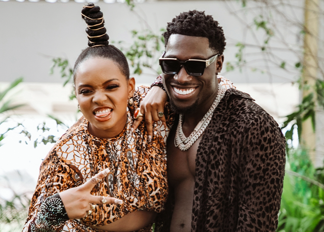 Frenna collabs with Nigerian star Yemi Alade on last single the release of his album