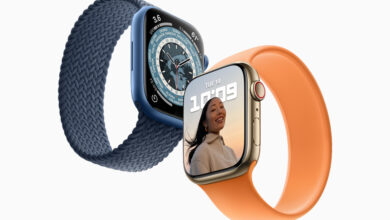 Photo of Apple Watch Series 7 orders start Friday, October 8, with availability beginning Friday, October 15