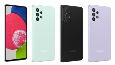 Photo of Samsung Launches Super-fast, Ultra Powerful Galaxy A52s 5G