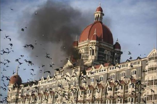 ISI attack in Mumbai 26/11