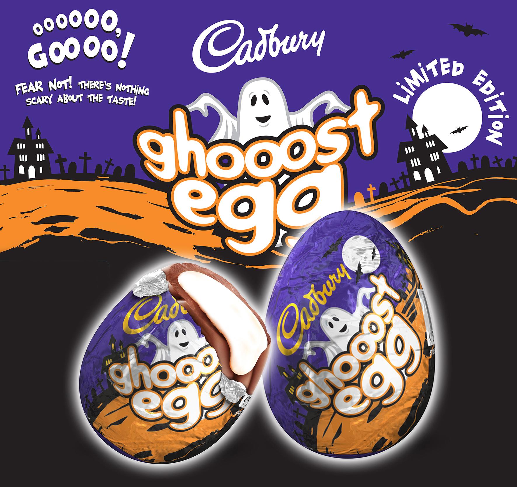 Cadbury Ghost Egg