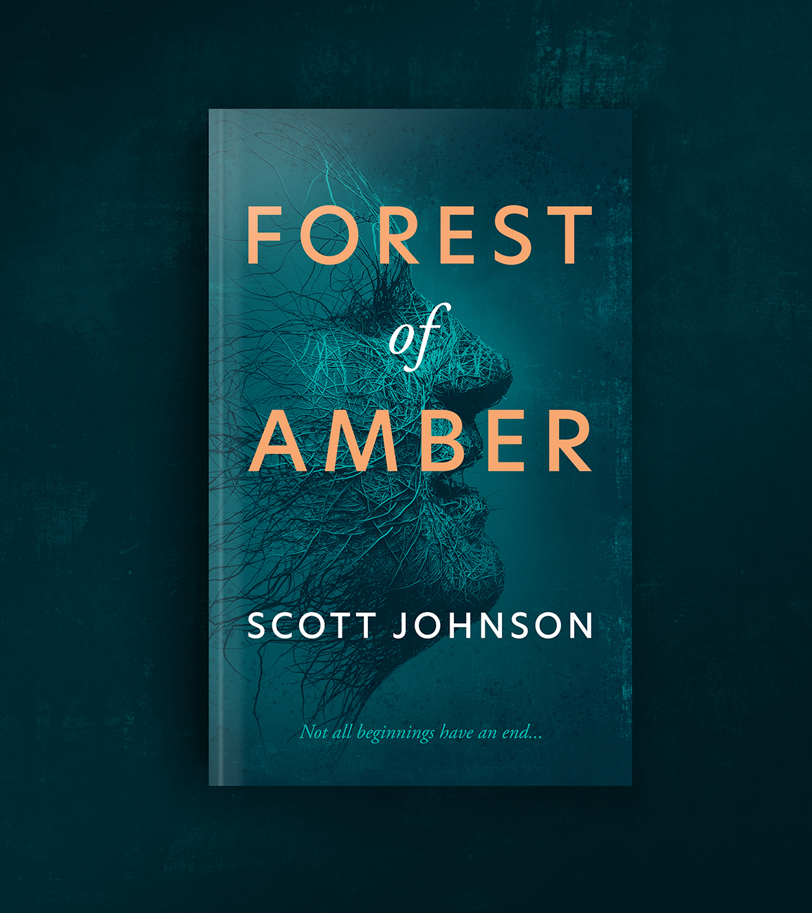 Forest of Amber by Scott Johnson