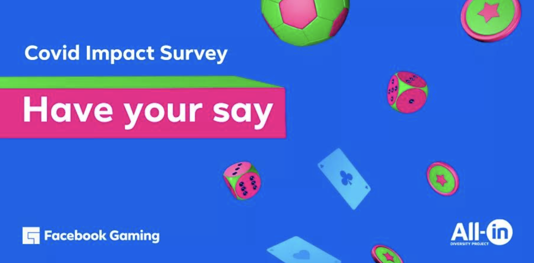 All-in Diversity Project launches the industry's first COVID impact survey