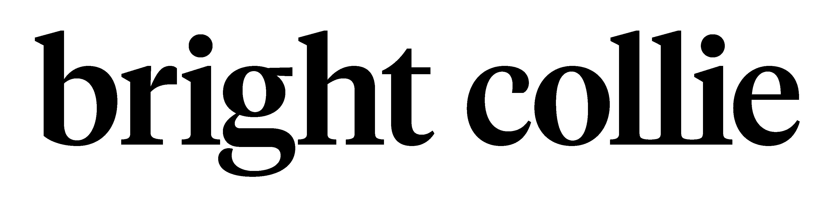 Bright Collie Logo