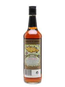 Captain Morgan Black Label Jamaica Rum 73% review by the fat rum pirate