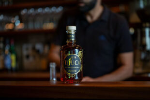 Tijuca Brazilian Blended Rum review by the fat rum pirate