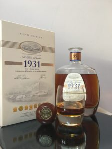 1931 6th Edition St Lucia Distillers rum Review by the fat rum pirat