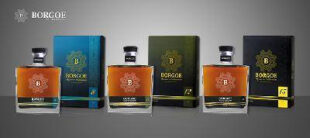 Borgoe Reserve Collection Aged 12 Years Rum review by the fat rum pirate