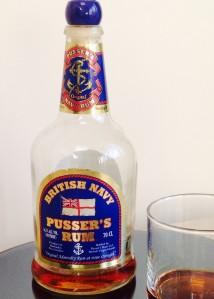 Pusser's British Navy Rum Review Guyana Demerara