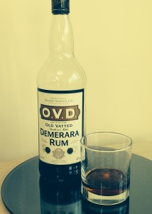 O.V.D, Old Vatted Demerara Rum Guyana Review