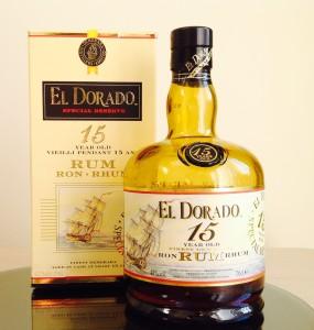El Dorado 15 Year Old Rum Review the fat rum pirate