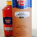 Seleccion de Maestro Havana Club rum review Fat Rum Pirate