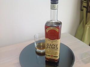 Saint James Royal Ambre rum review the fat rum pirate