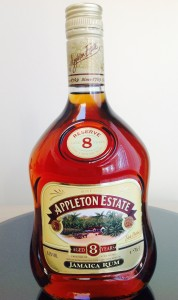 Appleton 8 rum review by the fat rum pirate