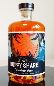 The Duppy Share Caribbean Rum review by the fat rum pirate