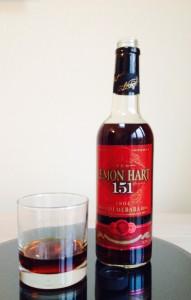 Lemon Hart 151 rum review by the fat rum pirate