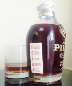 Papa's Pilar 24 Dark Rum review by the fat rum pirate