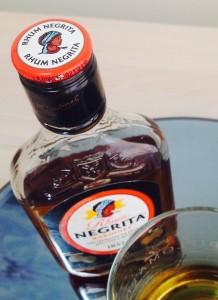 Bardinet Rhum Negrita Rum Review by the fat rum pirate
