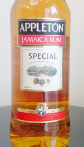 Appleton Special Jamaica Rum review by the fat rum pirate