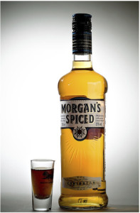 Morgan's Spiced Gold Rum Review by the fat rum pirate