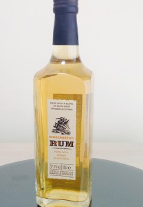M&S Gingerbread Rum review by the fat rum pirate