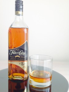 Flor de Cana 5 Anejo Clasico Rum review by the fat rum pirate
