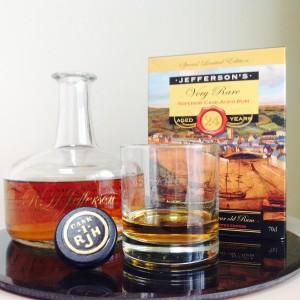 Jefferson's Rare 24 Year Old Rum