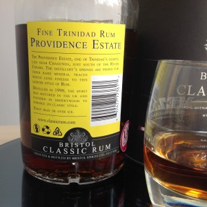 Providence Estate Rum Review by the fat rum pirate