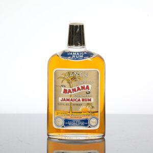 Langs Banana Jamaican Rum review by the fat rum pirate