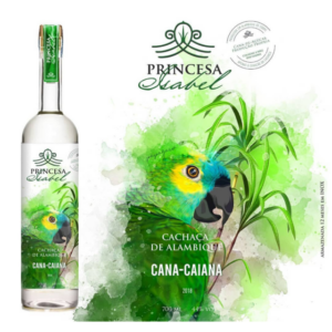 Cachaca Princesa Isabel Cana Caiana Rum Review by the fat rum pirate