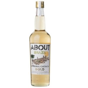 About Brazil Artisanal Cachaca Gold Rum Review by the fat rum pirate