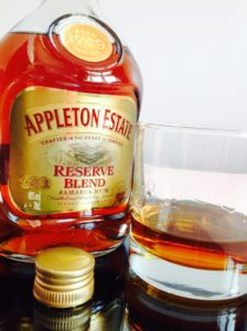 Appleton Estate Reserve Blend Rum Review by the fat rum pirate