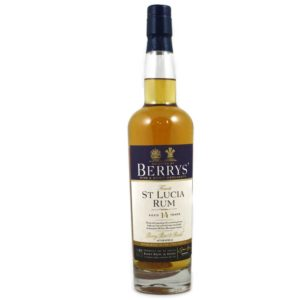 Berrys Bros and Rudd St Lucia Rum Aged 14 Years Rum review by the fat rum pirate