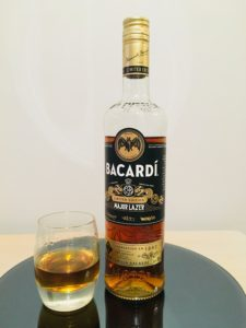 Bacardi Major Lazer Limited Edition rum review by the fat rum pirat