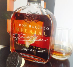 Ron Barcelo Imperial rum Review by the fat rum pirate