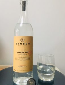 Bimber Distillery London Rum Review by the fat rum pirate