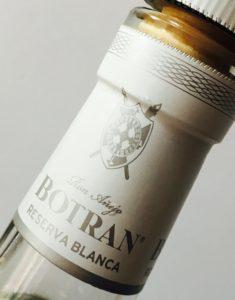 Botran Ron Anejo Reserva Blanca Rum Review by the fat rum pirate