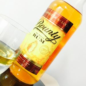Bounty St Lucia Rum Review by the Fat rum pirate