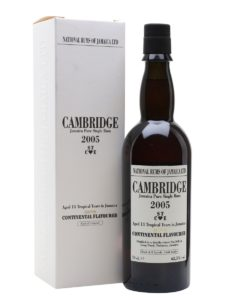 Velier National Rums of Jamaica Ltd Cambridge ST♥CE 2005 Rum Review by the fat rum pirate