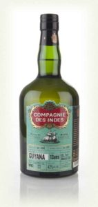 Compagnie Des Indes Guyana 13 rum review by the fat rum pirate