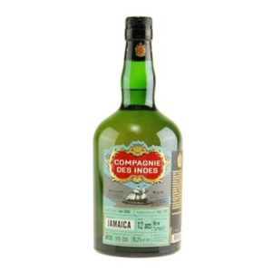 Compagnie des Indes 12 years Jamica New Yarmouth 62,2
