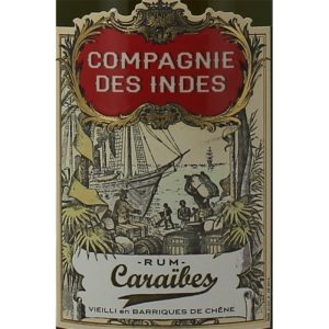 Compagnie Des Indes Caraibes Blend Rum Review by the fat rum pirate