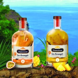 Damoiseau Les Arranges review by the fat rum pirate