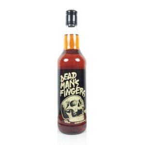 Dead Man's Fingers Spiced Rum Review by the fat rum pirate