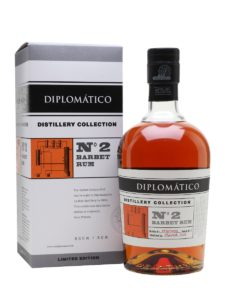 Diplomatico Distillery Collection No2 Barbet Rum Review by the fat rum pirate