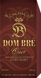 Dom Bre Ouro Carvalho Rum Review by the fat rum pirate Cachaca