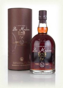 Dos Maderas 5+5 PX Rum Review by the fat rum